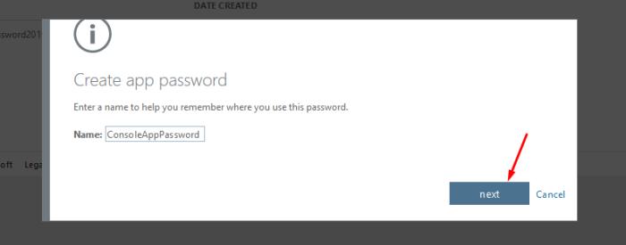 createapppassword