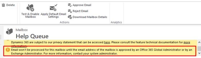 emailWontProcess
